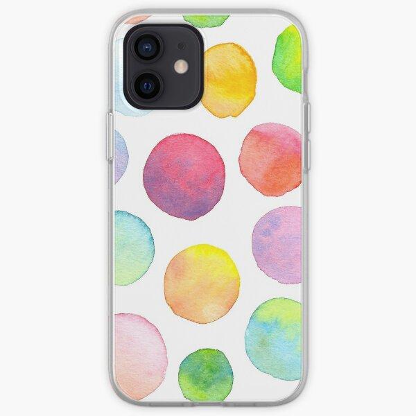 Blending Bubbles iPhone Soft Case