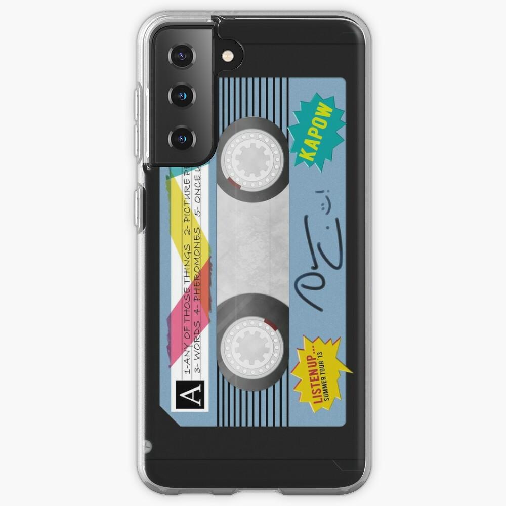 DC Listen Up Cassette Case & Skin for Samsung Galaxy