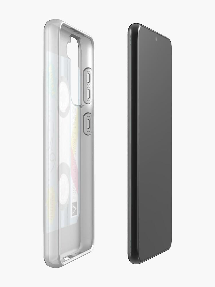 Alternate view of DC Listen Up Cassette Case & Skin for Samsung Galaxy