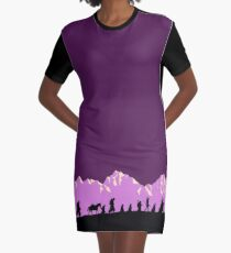 Fellowship in the morning Graphic T-Shirt Dress