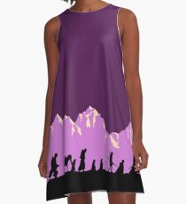Fellowship in the morning A-Line Dress