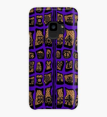 Ultra Violet COTY 2018 Case/Skin for Samsung Galaxy