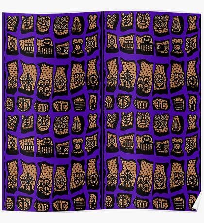 Ultra Violet COTY 2018 Poster
