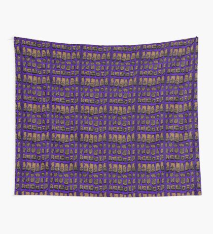 Ultra Violet COTY 2018 Wall Tapestry