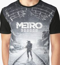 Railway Graphic T-Shirt