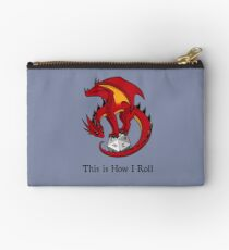 Bolso de mano Dice Dragon