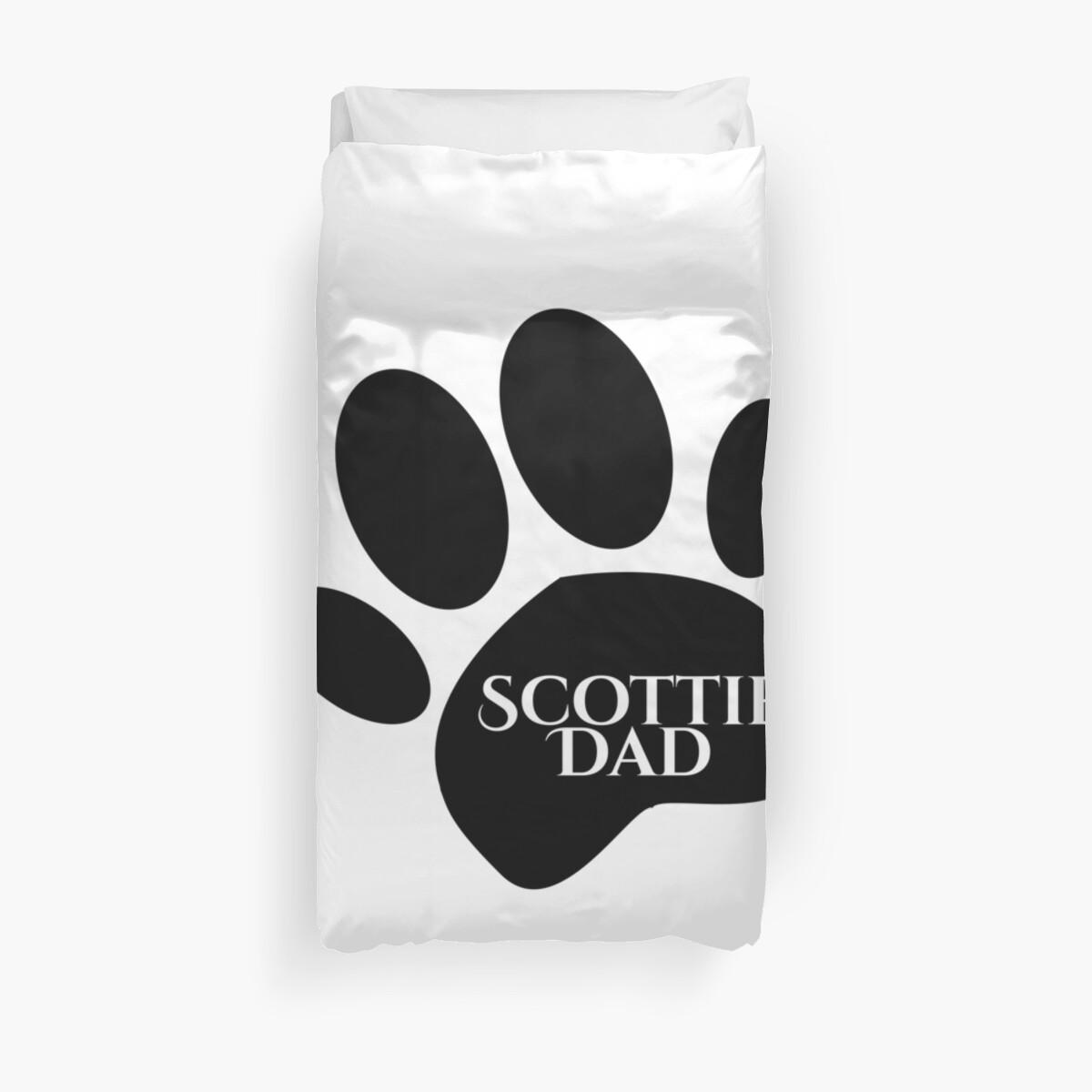 Scottish Terrier Gift - Scottie Dog Gifts - Scotty Dad 2