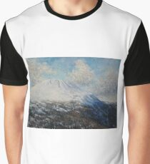 Gaustatoppen Graphic T-Shirt