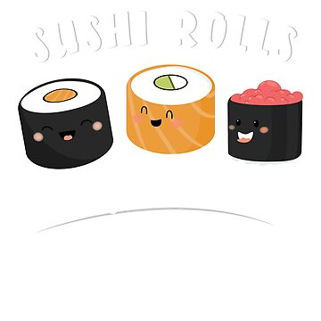 Sushi Roles Not Gender Roles by nobredesign