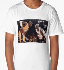 Bryant v Jordan Long T-Shirt