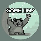 Game on! by hahaha-creative