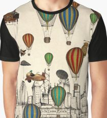 Vintage Old City Graphic T-Shirt