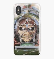 IRON MAIDEN-ACES HIGH ALBUM COVER iPhone Case/Skin