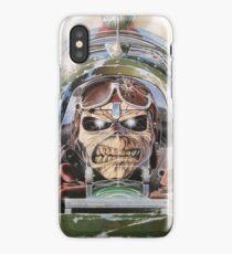 IRON MAIDEN-ACES HIGH ALBUM COVER iPhone Case/Skin
