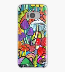 Overnight a Forest Appeared Samsung Galaxy Case/Skin