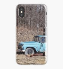 Out of gas iPhone Case/Skin