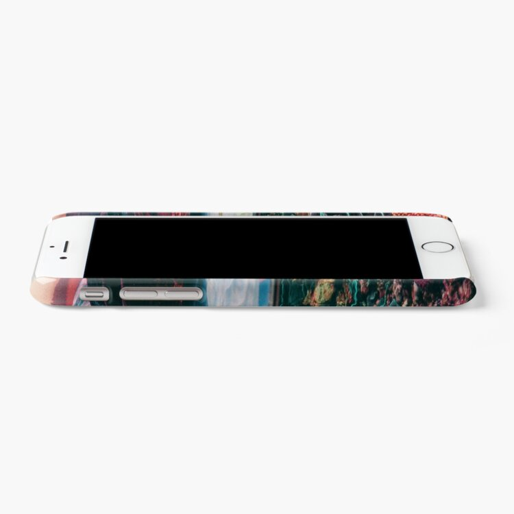 Alternate view of Space coral iPhone Cases & Covers