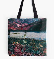 Space coral Tote Bag