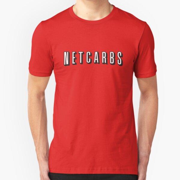 Keto T-Shirt Netcarbs Slim Fit T-Shirt