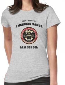 BCS - University of American Samoa Law School Womens Fitted T-Shirt