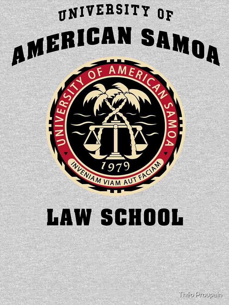 BCS - University of American Samoa Law School | Unisex T-Shirt