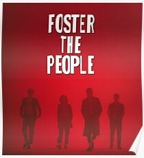 people the foster tour 2018 soang Poster