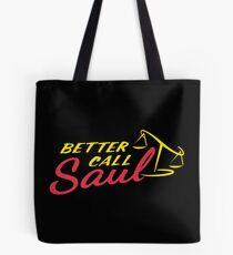Ruf lieber Saul an Tote Bag