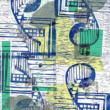 Stairs by mayden