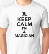 Keep calm I'm a Magician Unisex T-Shirt