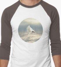 Free Falling Dream Men's Baseball ¾ T-Shirt