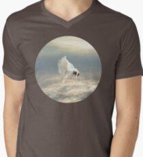 Free Falling Dream Men's V-Neck T-Shirt