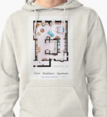 Sex & The City Apartment Pullover Hoodie