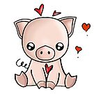 Piglet by reloveplanet