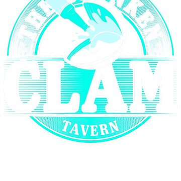 The Drunken Clam by swissarmyshark