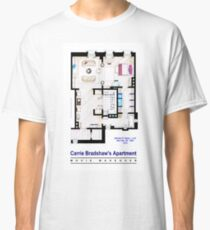 Carrie Bradshaw apt. (Sex and the City movies) Classic T-Shirt