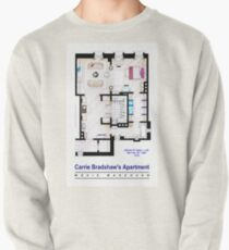 Carrie Bradshaw apt. (Sex and the City movies) Pullover