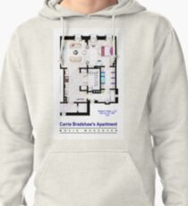 Carrie Bradshaw apt. (Sex and the City movies) Pullover Hoodie