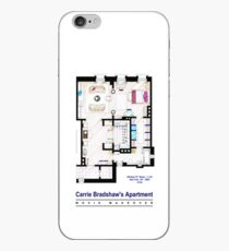 Carrie Bradshaw apt. (Sex and the City movies) iPhone Case
