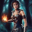 Warrior Queen by Svenja Gosen