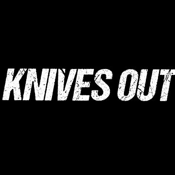 Knives Out Video Game by Purpleandorange