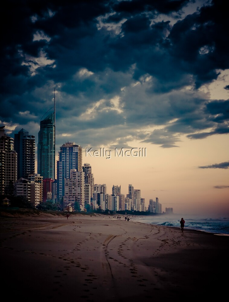 Gold Coast, Queensland by Kelly McGill