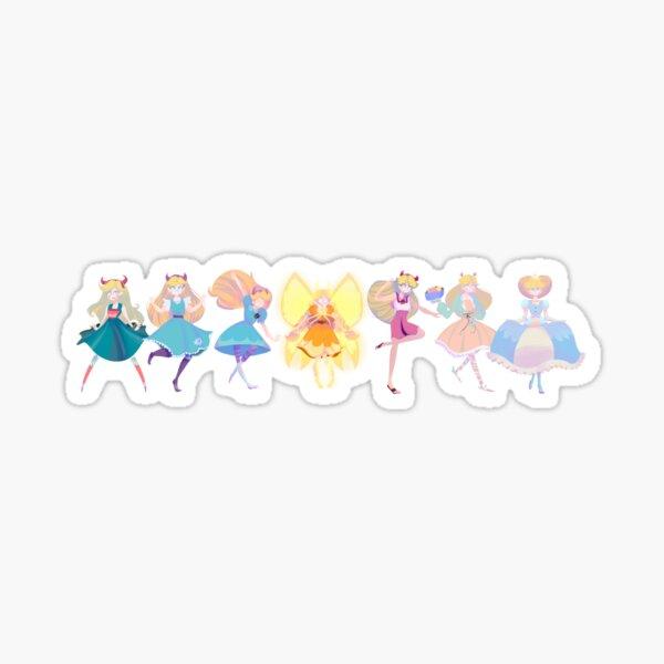 YOU'RE ALL STARS Sticker
