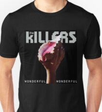 the killers wonderful tour 2018 soang Unisex T-Shirt