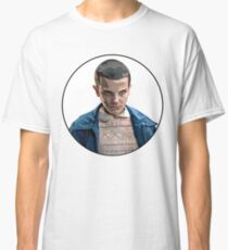 Eleven Stranger Things Bloody Nose Design Classic T-Shirt