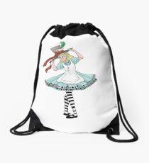 Alice  Drawstring Bag
