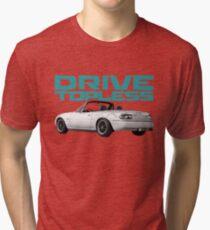Drive Topless Tri-blend T-Shirt