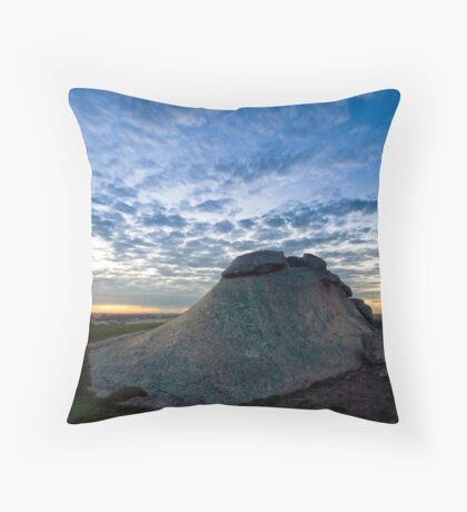 Ready For Launch Throw Pillow