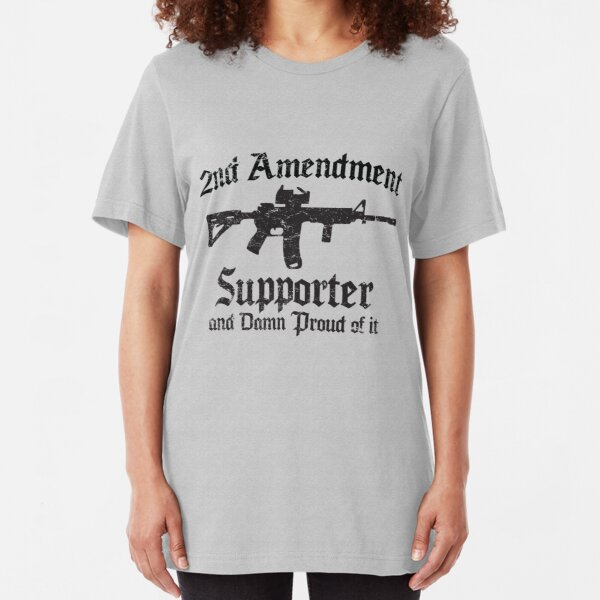 Give Peace Chance USA Shirt2nd Amendment Gun America Rifle T Shirt