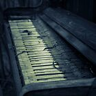 That old piano by Patrick Reinquin