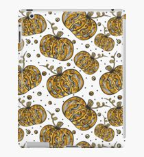 Playful pumpkin iPad Case/Skin